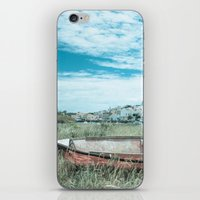 portugal iPhone & iPod Skins featuring Portugal by Sandy Broenimann