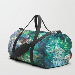 Dopamine Jungle Duffle Bag