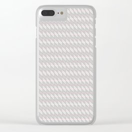 Sea of Tranquility Clear iPhone Case
