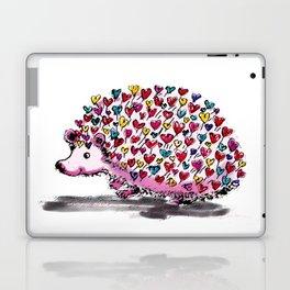 Hedgehog Love Laptop & iPad Skin
