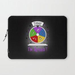 I am Afraid Laptop Sleeve