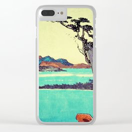 Waking from Winter Clear iPhone Case
