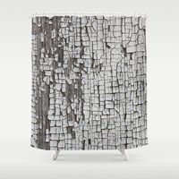 woody Shower Curtains featuring Woody by Ciro Design