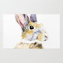 Hare Bunny Rug