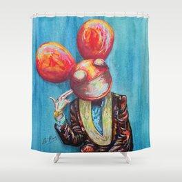 Mau Shower Curtain