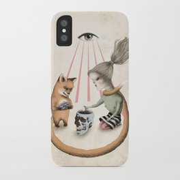 The Fitcher's bird six iPhone Case