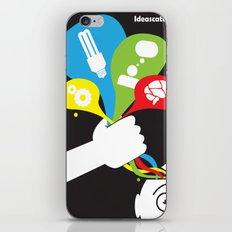 ideas catcher 2 iPhone & iPod Skin