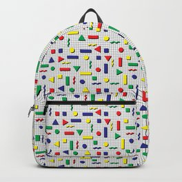 Repeating Memphis Backpack