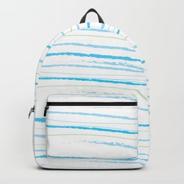 Blue lines Backpack