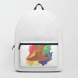 Magic cute Hat Backpack