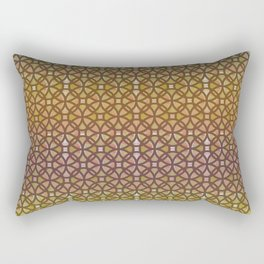 5 CIRCLES WOULD BE AMAZING Rectangular Pillow