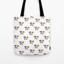 dope print Tote Bag
