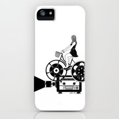 Cinema Paradiso iPhone SE Slim Case