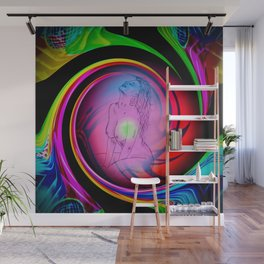 Abstract perfection - Akt Wall Mural
