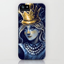 Queen Alice iPhone Case