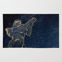 Star Wars Gold Edition Rug