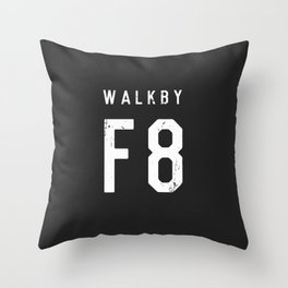 Walk by 'F8' (2) Throw Pillow