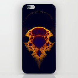 this is my coelacanth iPhone Skin