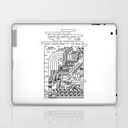 TSUKIJI FISH MARKET TOKYO Laptop & iPad Skin