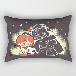 Alternative Reality Rectangular Pillow