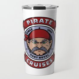 Pirate Cruises - Port Royal Travel Mug