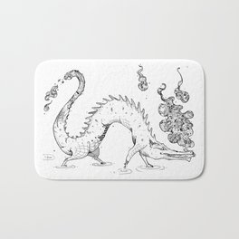 Pun'croc Bath Mat