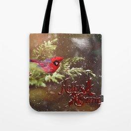 Holly Berries Tote Bag