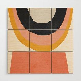 Abstract Art 8 Wood Wall Art