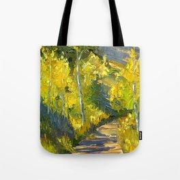 Golden Gates Tote Bag