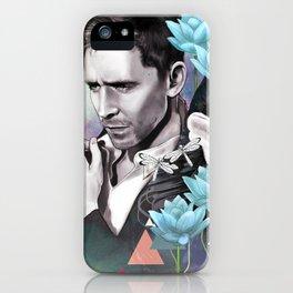 Tom Hiddleston iPhone Case