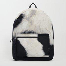 Cow Skin Backpack