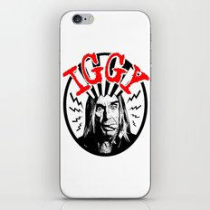 There is Only ONE Iggy  |  Iggy Pop iPhone & iPod Skin