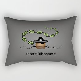 Pirate Ribosome Rectangular Pillow