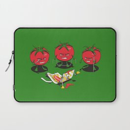 100% Tomate Natural Laptop Sleeve