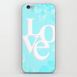 LOVE Design iPhone Skin