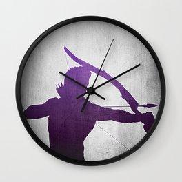 Clint Barton Wall Clock