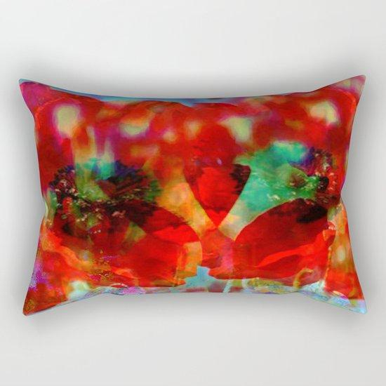 Simple as flowers Rectangular Pillow