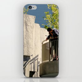Since I Falls For You iPhone Skin