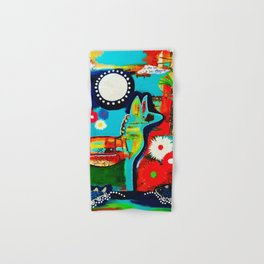 Mexican Love Hand & Bath Towel