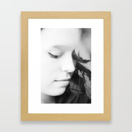Angela Framed Art Print