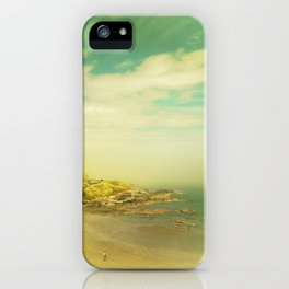 Hitting the Beaches iPhone Case