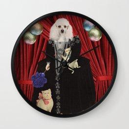 Animal Collection -- Jezebel Wall Clock