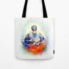 The Art of Medicine Tote Bag