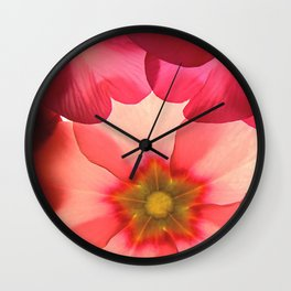 THROW PILLOW Wall Clock