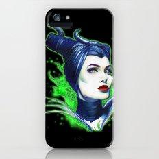 Maleficent Slim Case iPhone (5, 5s)