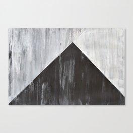 Black Mountain Canvas Print
