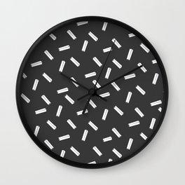 PALO NEGRO Wall Clock