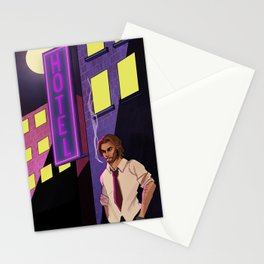 The Wolf Among Us   Bigby Wolf Stationery Cards