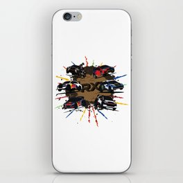 World RX iPhone Skin