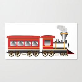 Tran & Vagon Canvas Print